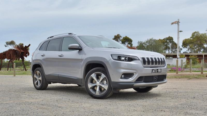 Jeep Cherokee Limited 2018 new car review