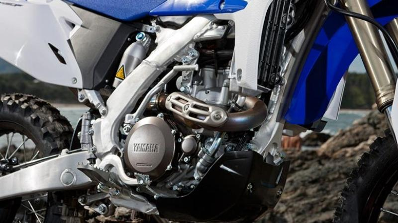 Yamaha WR450F Review