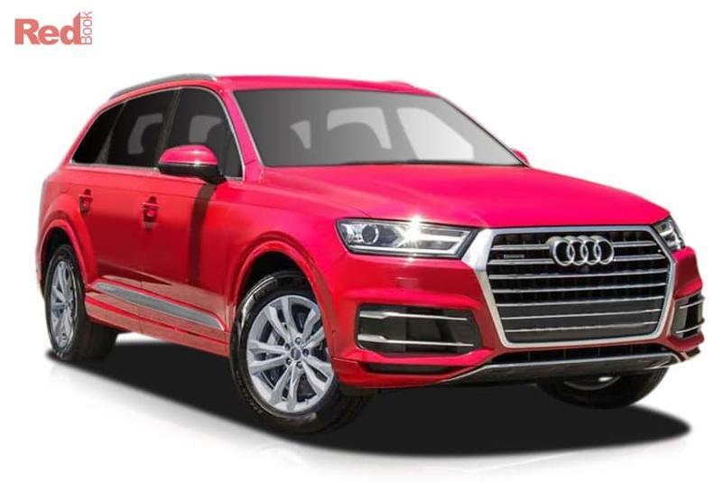2017 Audi Q7 car valuation