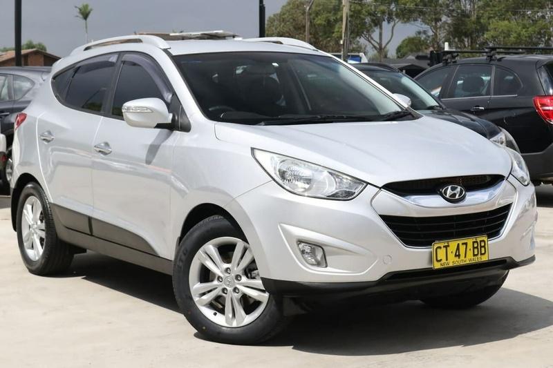 Used Cars - Search Used hyundai ix35 For Sale - themotorreport com