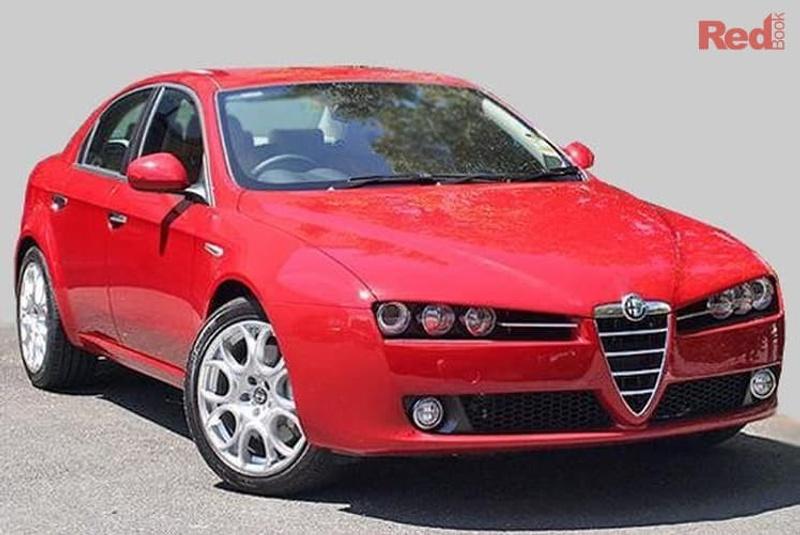 2007 Alfa Romeo 159 JTS