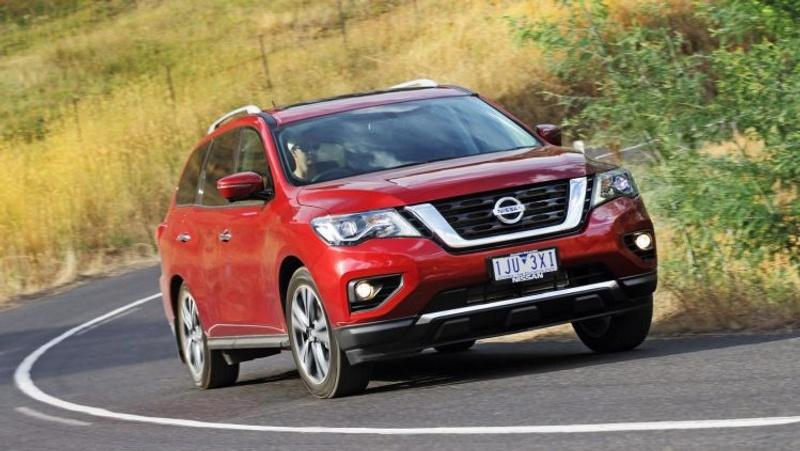 0 Nissan Pathfinder