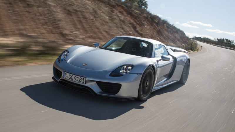 Porsche Confirms New Electrified Hypercar Is Under Study