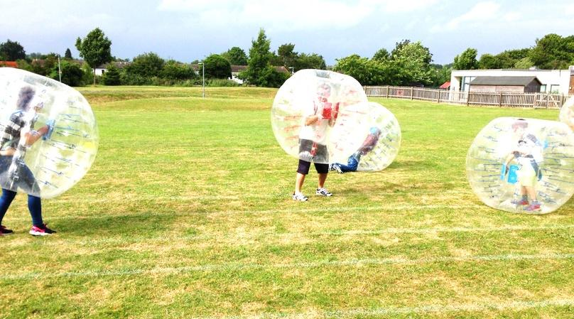 3-Day BubbleBall Rental in NYC