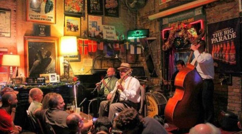 New Orleans Jazz Walking Tour