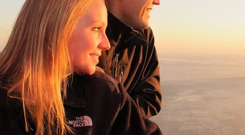 Private Las Vegas Sunrise Balloon Flight