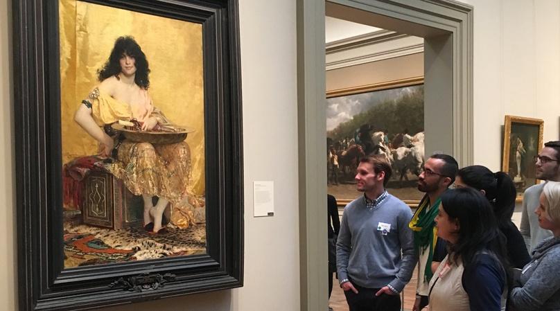 """Nasty Women"" Metropolitan Museum Tour"
