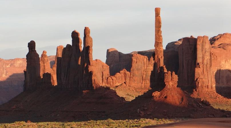Three-Hour Sunset Monument Valley Tour