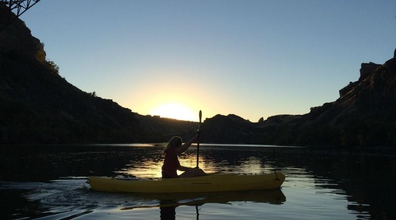 Indian River Sunset Kayaking Tour