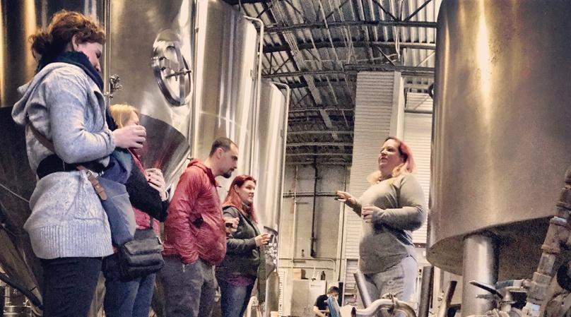 Alaska Craft Beer Tour and Train Adventure