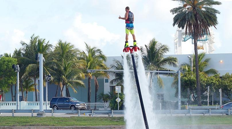 Flyboard Adventure in Miami
