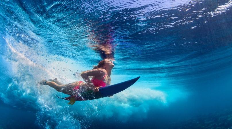1-Hour Surfing Lesson in Todos Santos