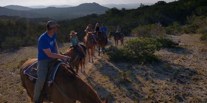 Trail Riding in Bandera