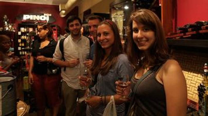 Old City First Friday of the Month Wine Tasting