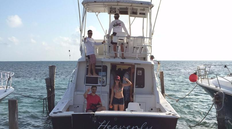 Tropical Fishing Trip in Cancun