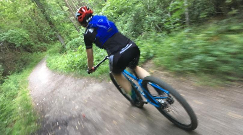 Half-Day Gravel Grinder Bike Tour in Asheville