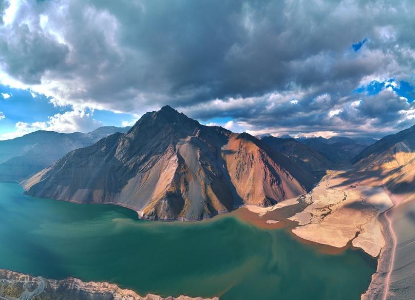 El Yeso Reservoir Adventure