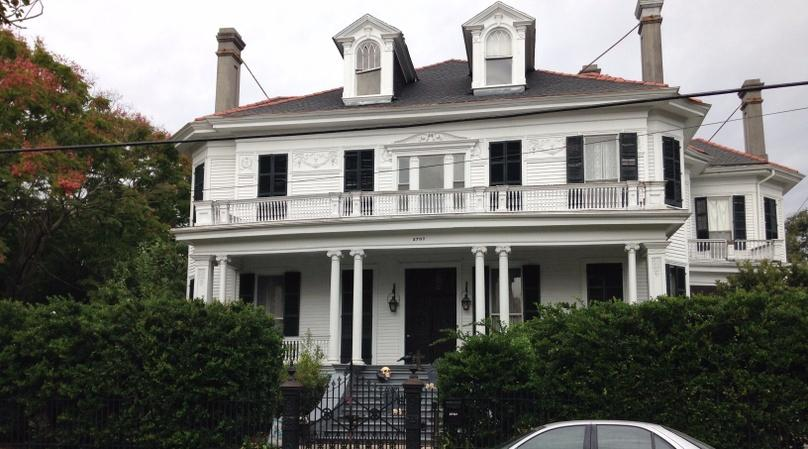 Garden District Architecture Tour in New Orleans