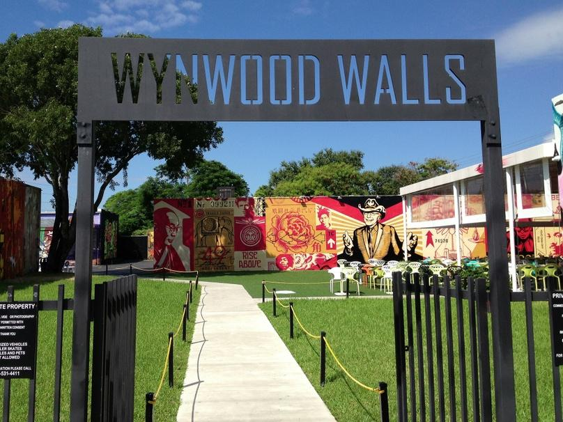 Miami Wynwood Walls Graffiti Art Tour