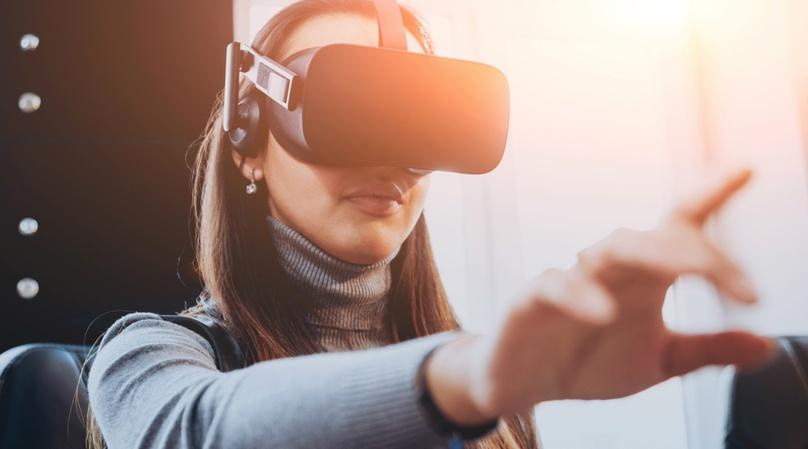 10-Minute Virtual Reality Fitness Game