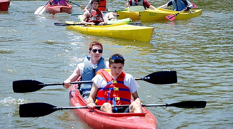 Dyke Marsh Canoe Rental