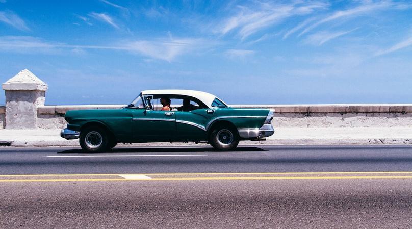 San Francisco Classic Car Tour
