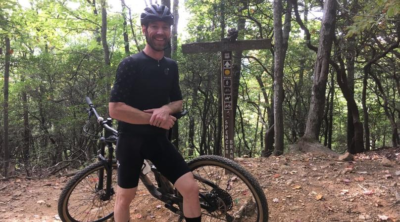 1/4 Day North Pisgah Mountain Bike Tour in Asheville