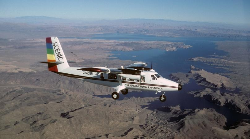 Las Vegas Airplane Tour & Hualapai Adventure