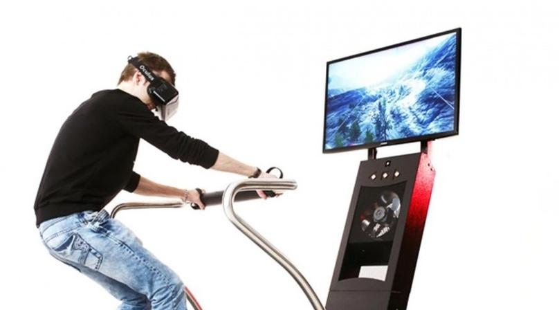 Virtual Reality Park Adventure in Miami