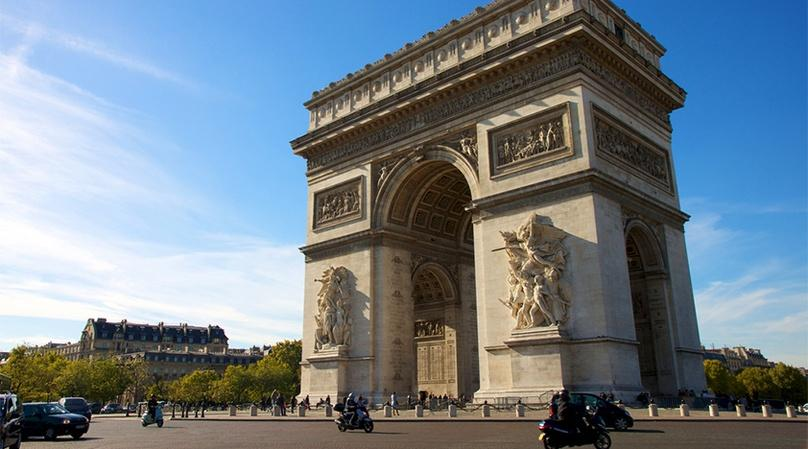 Paris Top Attractions Tour