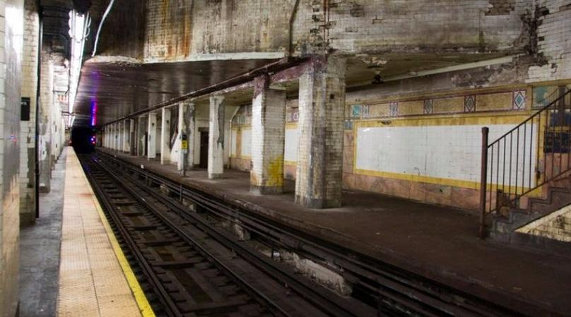 Underground Tour of the New York City Subway