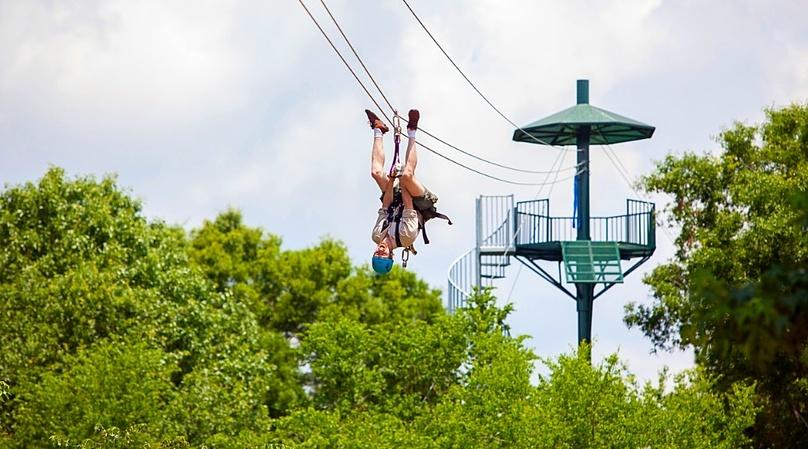 Full-Day Ziplining & ATV Adventure Pass in Cancun
