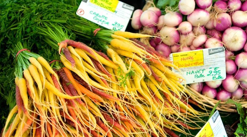 'Living Organic' Nutritional Tasting Tour in Paris
