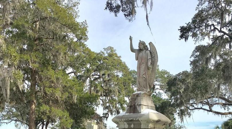 Bonaventure Cemetery Tour