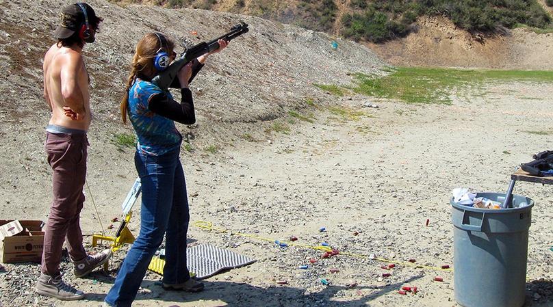 Full Length Shotgun Course in in San Mateo