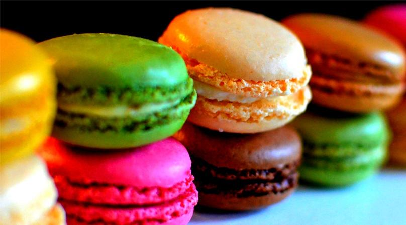 Macaron-Making Class in Paris