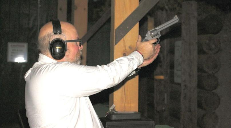 Personalized Six Gun Package in Las Vegas