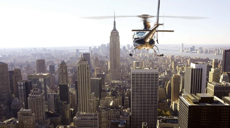 Private NYC Helicopter Tour with Champagne Toast