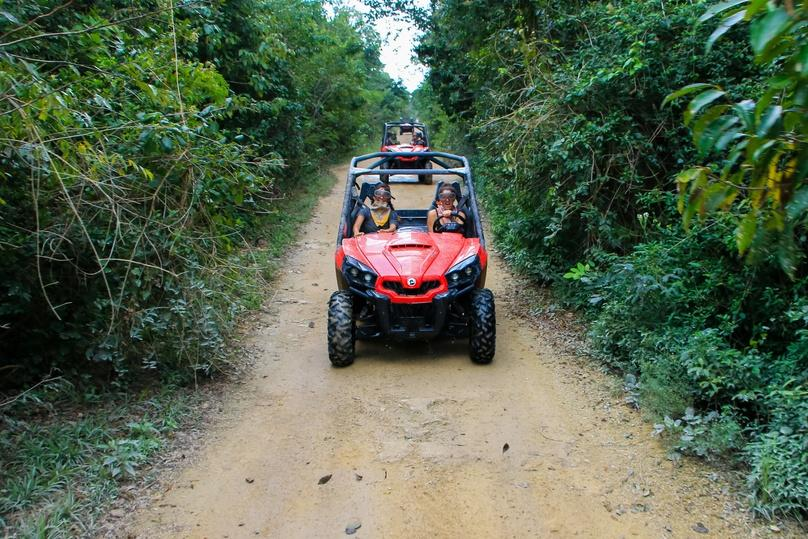 Full-Day Jungle Buggy & Tulum Ruins Tour