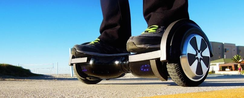 Mini Segway Scooter Rental in San Diego's Gaslamp Quarter