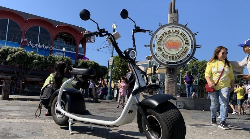 1-Hour Fisherman's Wharf and Golden Gate Bridge Tour