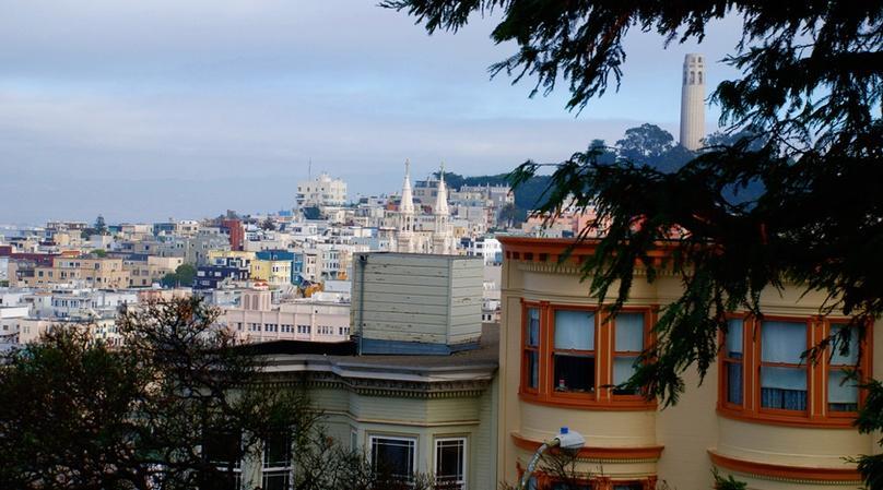 San Francisco City Minibus Tour