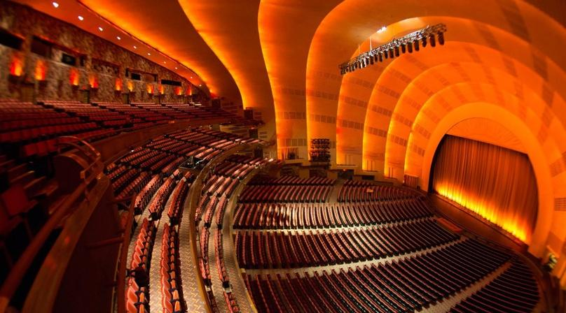 Radio City Music Hall Tour in New York City