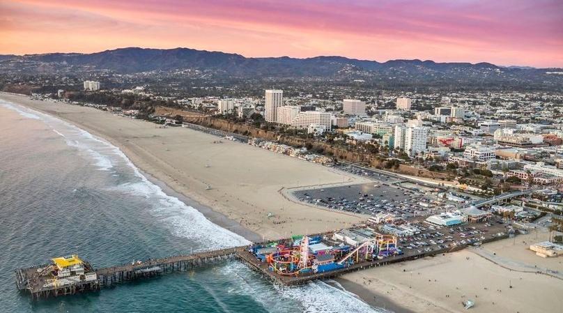 Private LA Beach Tour