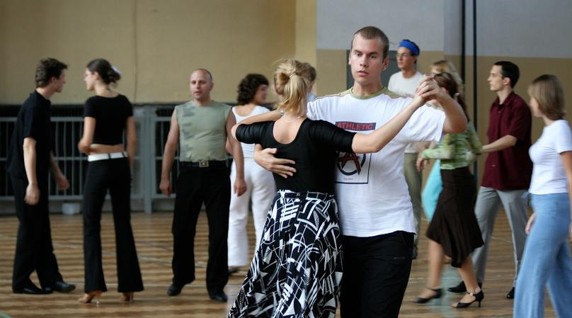 Las Vegas Ballroom Group Dance Classes