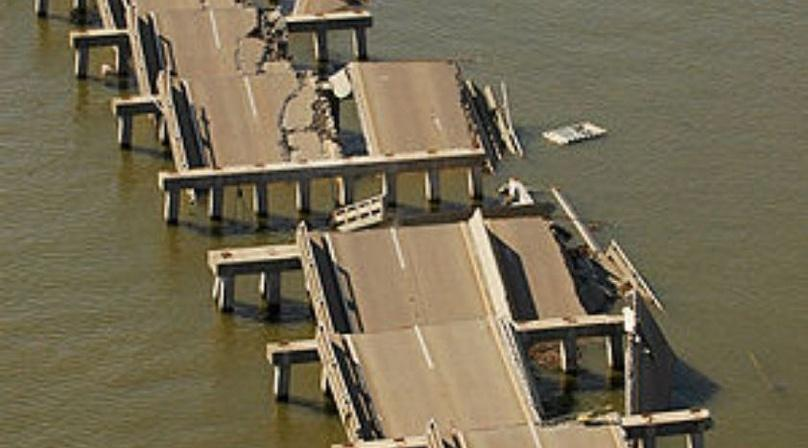 Hurricane Katrina: Past, Present and Future Driving Tour