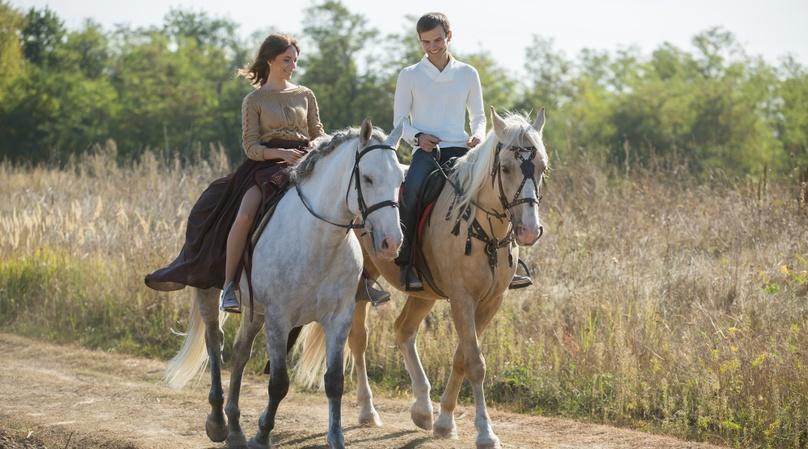One-Hour Horseback Ride in Kodachrome Basin