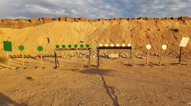 'Merica Package Southern Utah Gun Shooting Range