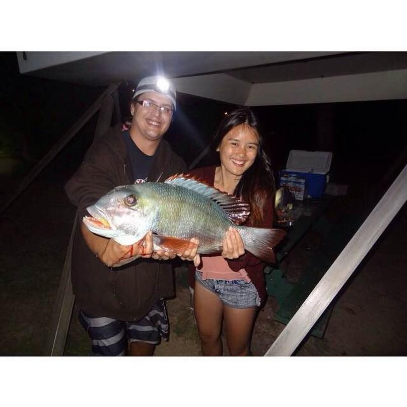 Night Fishing Full Package in Kauai