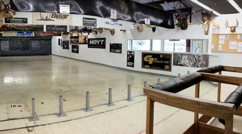 Adult Archery Class in Rocklin